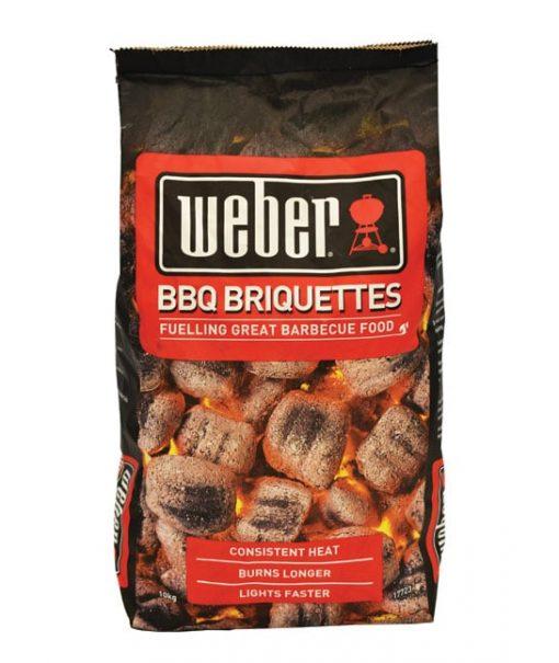 Weber® BBQ Briquettes 10kg