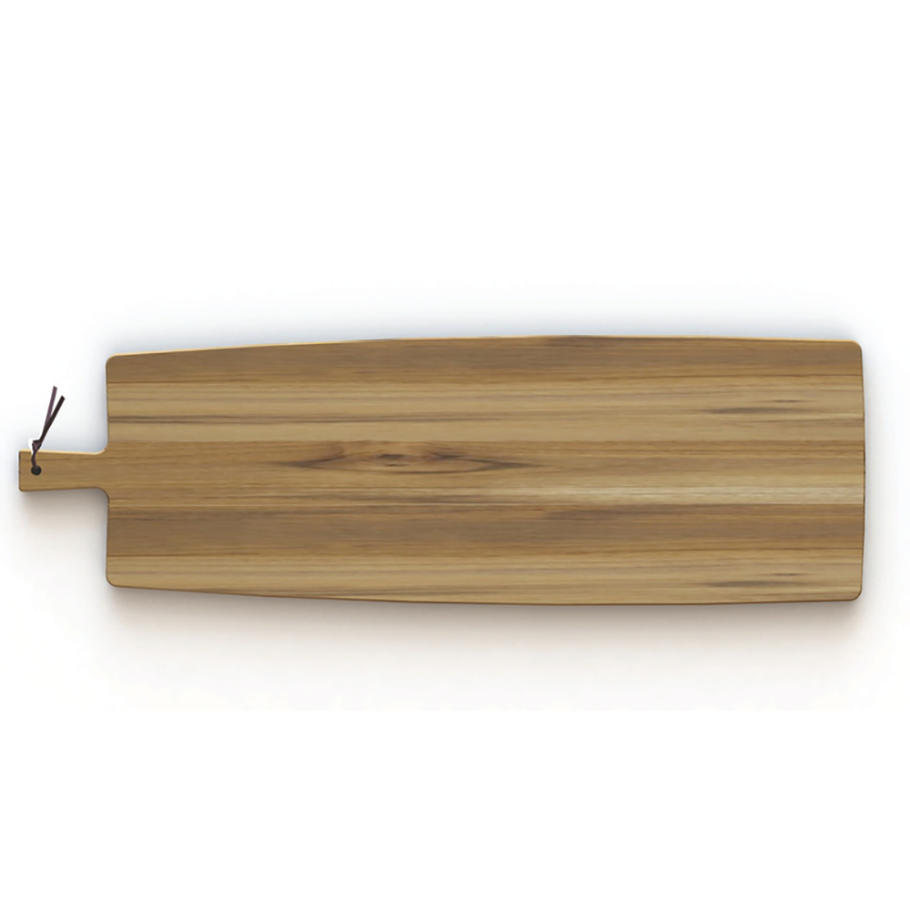 Tramontina Teakwood Rectangular Paddle Serving Board (101x32x2cm)