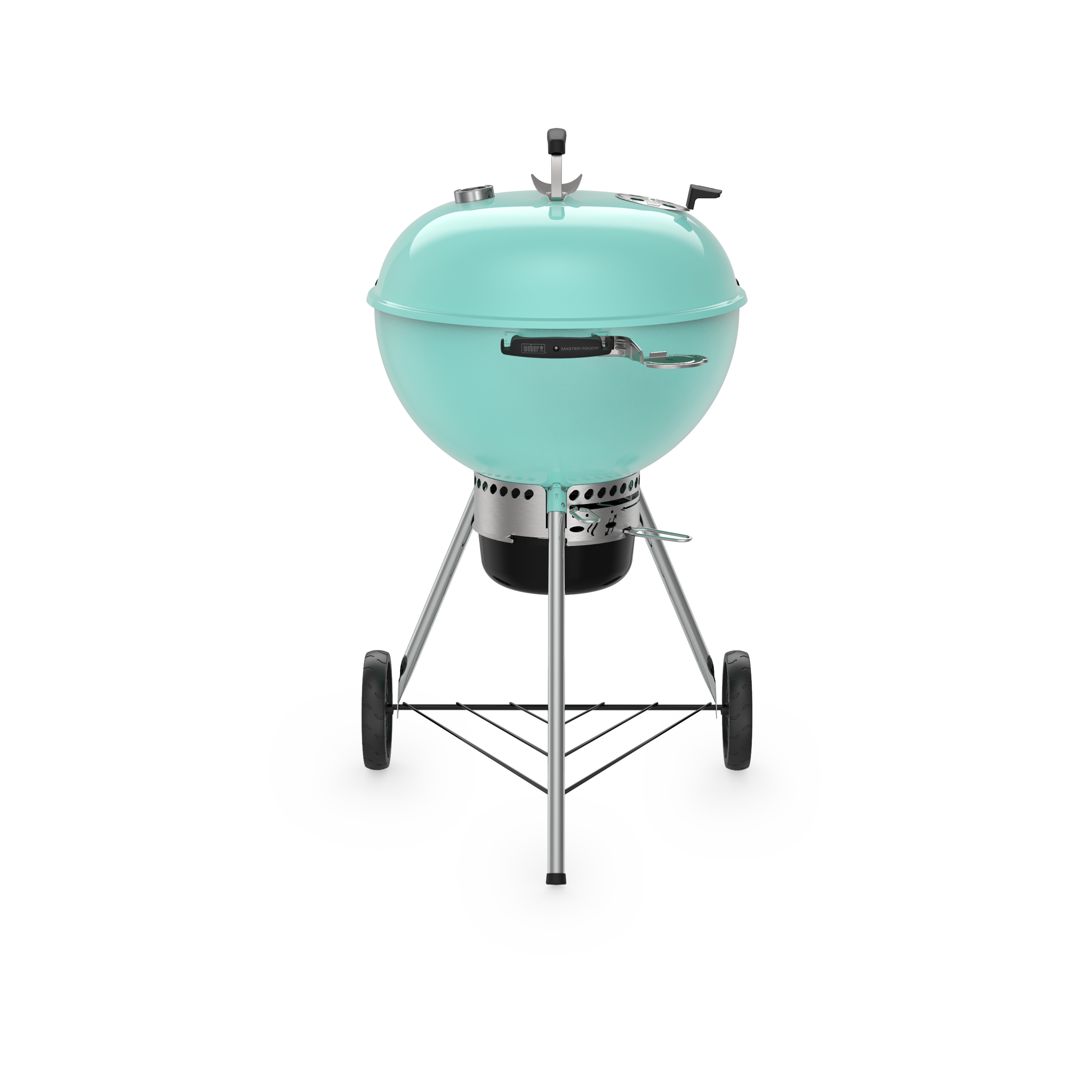 Weber® Master-Touch Plus Charcoal Barbecue 57cm LIMITED EDITION GLEN BLUE