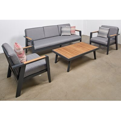 Parker Boyd – Lennox 4 Piece Deep Seat Lounge Setting