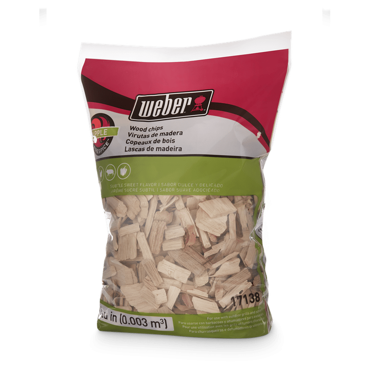 Weber® Firespice Smoking Wood Chips - Apple - 900g