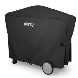 Weber® Family Q™/ Q™ With Patio Cart Premium Cover