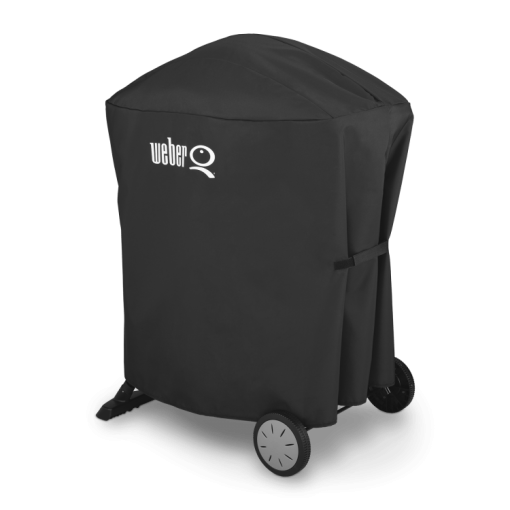 Weber® Baby Q™ - Q™ Series With Portable Cart Premium Cover - Full Length