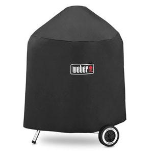 Weber® 57cm Weatherproof Cover With Storage Bag