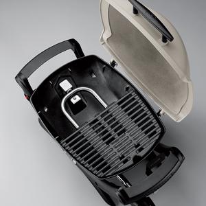 Weber Baby Q™ 1000 open lid