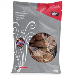 Weber® Firespice Smoking Wood Mesquite Chunks - 2.27 kg