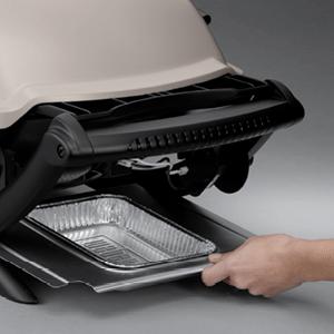 Weber® Q™ Premium Titanium (Q2200) LPG