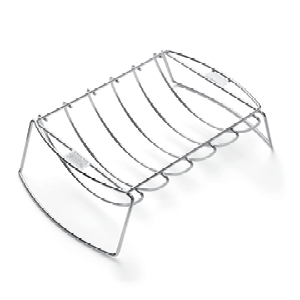 Weber® Reversible Rib & Roast Holder