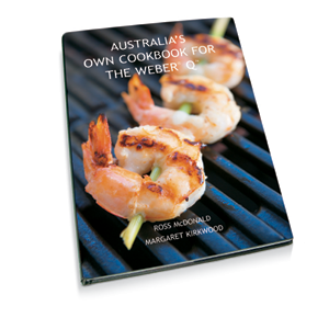 Weber® Australia's Own Weber® Q™ Cookbook