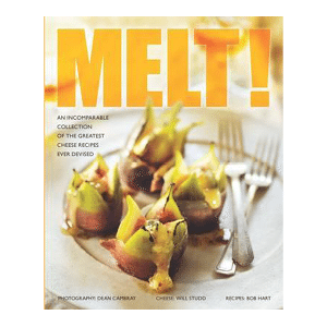 Weber® Melt Cookbook by Bob Hart