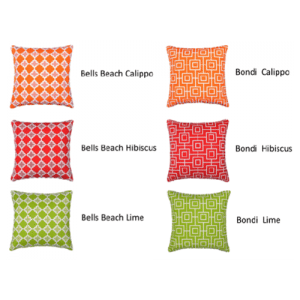 Bells Beach & Bondi Beach Cushions