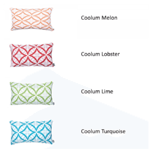Coolum Tube Cushions