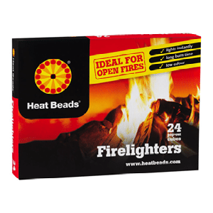 Heat Beads® Firelighters 24 pack