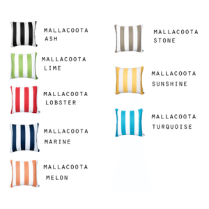 Mallacoota Outdoor Cushions