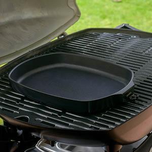 Weber® Large Q™ Ware Frying Pan