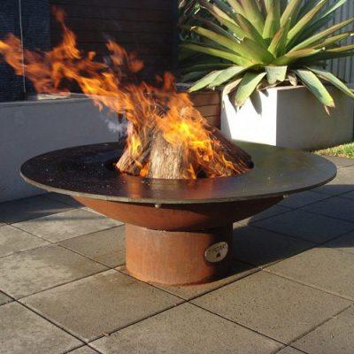 Fireart Australia Teppanyaki Firepit - 1130mm