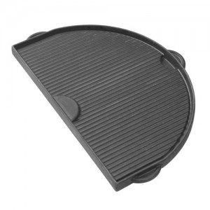 Primo Cast Iron Griddle - Suit Oval XL 400