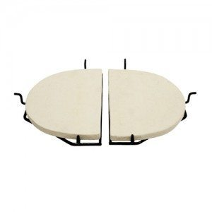 Primo Heat Deflector Plates x2 - Suit Oval Junior 200