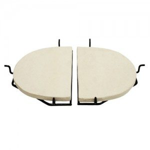 Primo Heat Deflector Plates x2 - Suit Oval XL 400