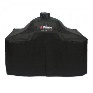 Primo Grill Cover #414 - Suit Oval XL 400 on SS Cart