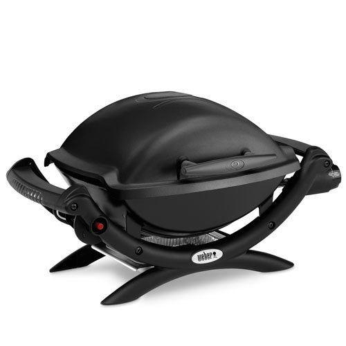 weber baby q black q1000 lpg heat grill. Black Bedroom Furniture Sets. Home Design Ideas