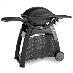 Weber® Family Q™ Black (Q3100) Natural Gas