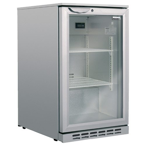 Husky – Classic Bar Fridge – Single Door 118L