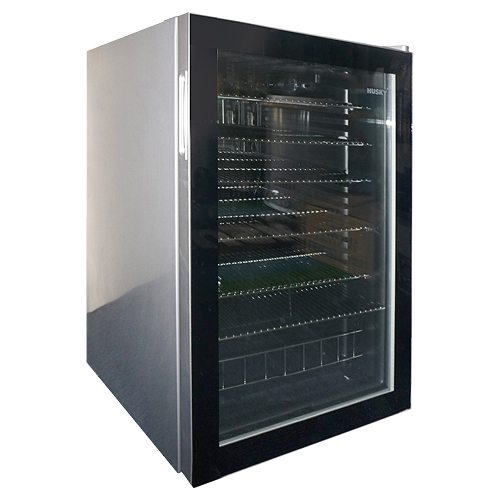 Husky Undercounter Fridge Single Door 130l Heat Amp Grill