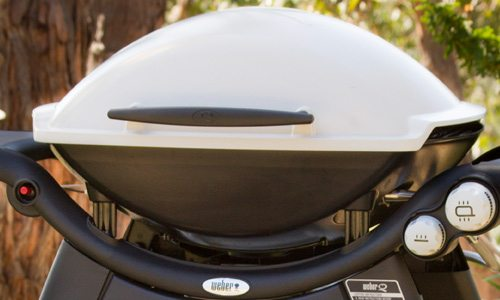 Weber® Family Q™ Black (Q3100) LPG