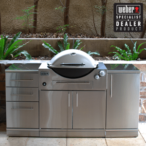 Weber® Built In (Q3600) Natural Gas