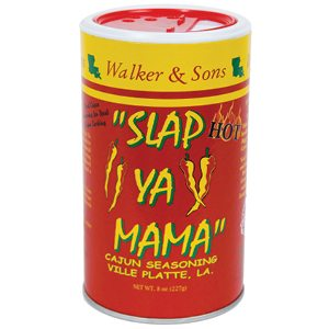 Slap Ya Mama - Cajun Seasoning - Hot Blend