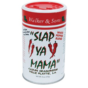 Slap Ya Mama - Cajun Seasoning - White Pepper Blend