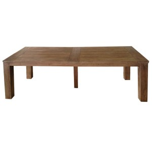 Parker Boyd - Bairo Teak Dining Table - 300cm x 100cm