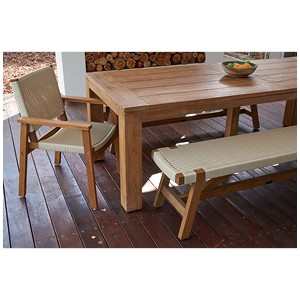 Parker Boyd – Bairo & Corfu 5 Piece Bench Setting 240cm Table