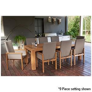 Parker Boyd - Saba / Bairo 5 Piece Dining Setting