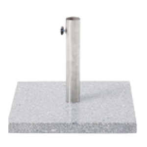 Shelta - Granite Centrepost Umbrella Base - Medium