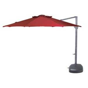 Shelta Savannah 4x3m Rectangular Cantilever Umbrella