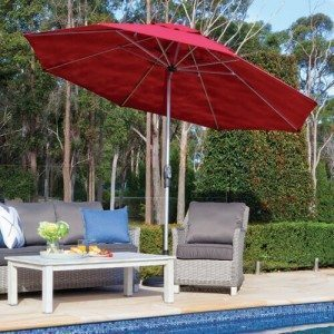 Shelta Fairview 330 Octagonal Umbrella