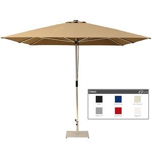 Shelta Coolum 220 Square Umbrella