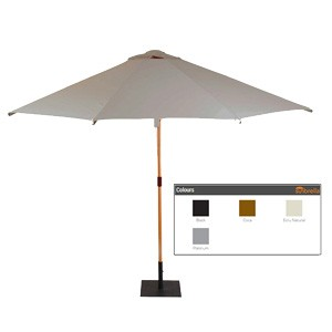 Shelta - Padua 300 Octagonal Umbrella – Terrazzo Delux Collection