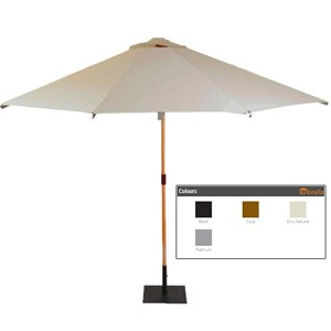 Shelta - Portofino 350 Octagonal Umbrella – Terrazzo Delux Collection
