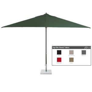 Shelta Vigo Elite 400 x 300 Rectangular Umbrella
