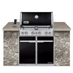 Weber Summit Built-in Range