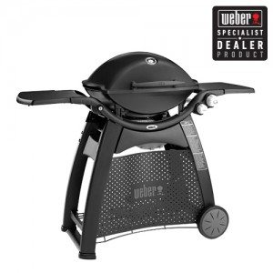 Weber® Family Q™ Premium Black (Q3200) Natural Gas