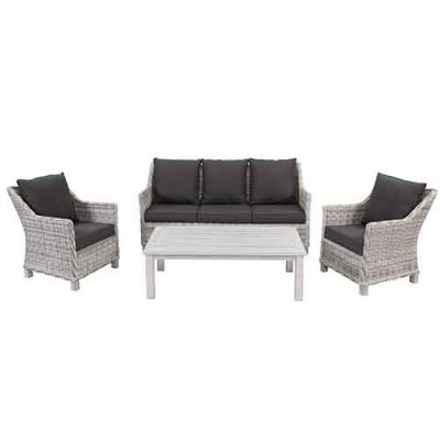 Aberdeen 4pc Sofa Setting