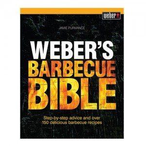 Weber Barbecue Bible Cookbook