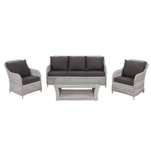 Shelta - Delaware 4 Piece Sofa Setting