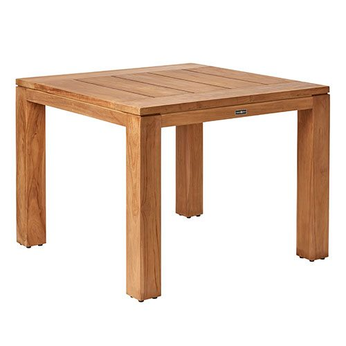 Parker Boyd - Bairo Teak Dining Table - 100 x 100cm