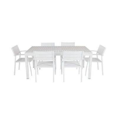 Shelta - Orbost / River 9 Piece Dining Setting