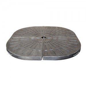 Shelta - Resinstone Cantilever Ballast Weight - 16kg